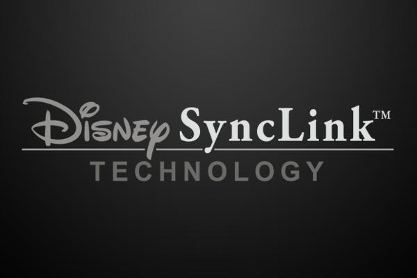 Disney Sync Link logo.